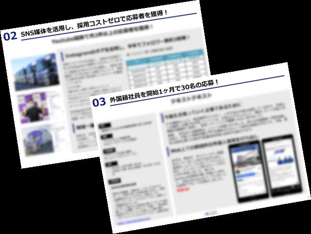 採用成功事例集プレゼント!